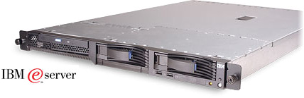 IBM eServer 325 dual Opteron