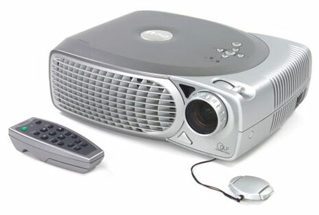 Dell 2200MP projector