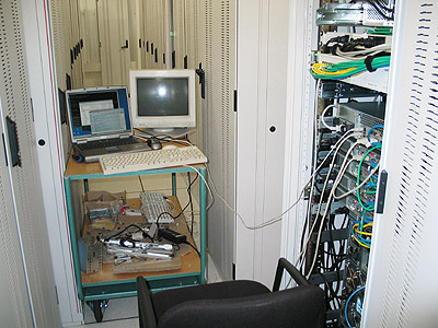 Artemis serverupgrade 1/3 november 2002 - Kees workspace