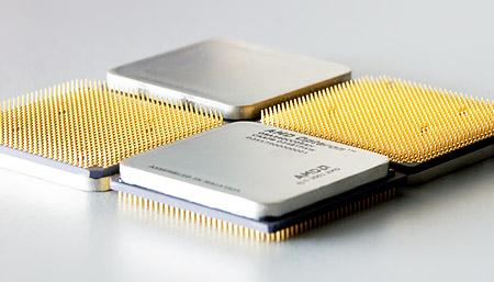 AMD Opteron processors (4x voor serverpark)