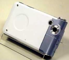 Fujitsu PDA-prototype met SVGA-scherm