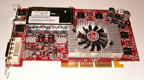 ATi All-In-Wonder 9800SE