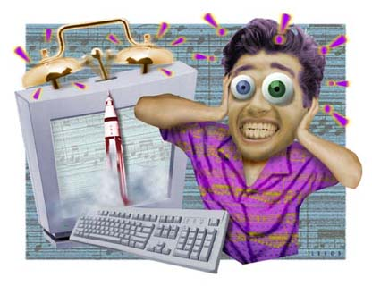 luide PC cartoon