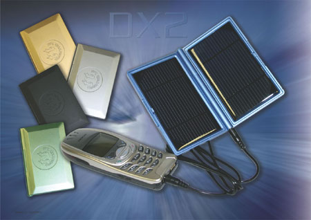 Thain Tech Mobile Solar Charger