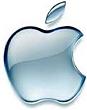 Nieuw Apple logo zonder witte marges