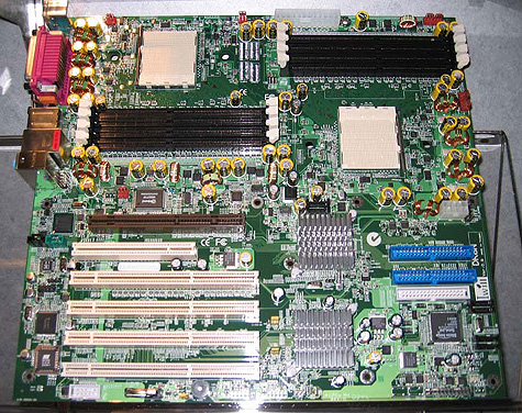 Iwill DK8N dual Opteron nForce3 mobo