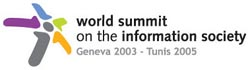 World Summit on the Information Society logo