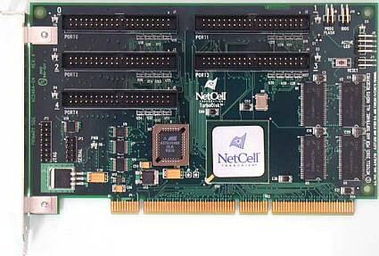 Netcell RAID-kaart