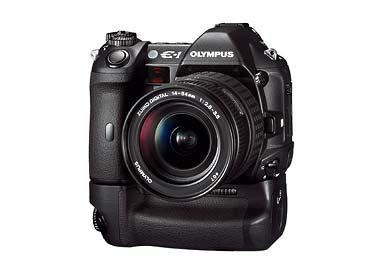 Olympus E-1 inc battery pack