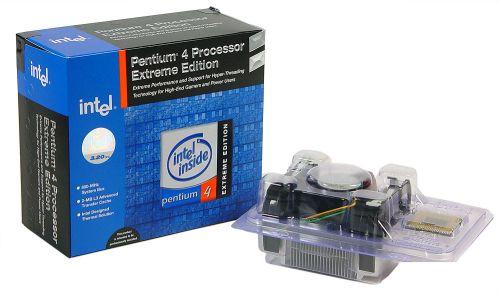 Pentium 4 Extreme Edition 3,2GHz boxed (klein 2)