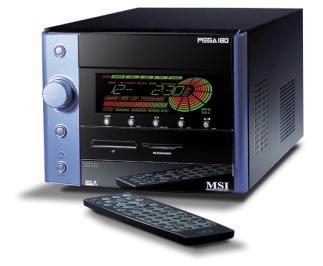MSI MegaPC voor Athlon XP