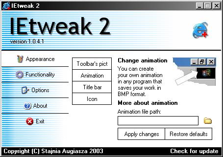 IEtweak 2