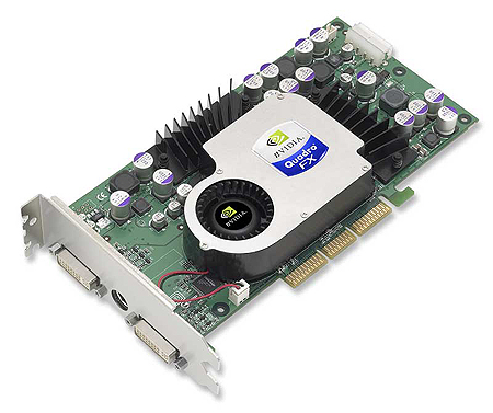 nVidia QuadroFX 2000 (klein)