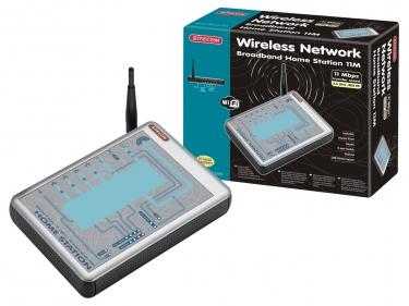 Sitecom WL-018 draadloze router