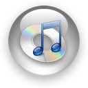 iTunes logo (sphere)