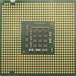 Pentium 4 Prescott LGA775 onderkant