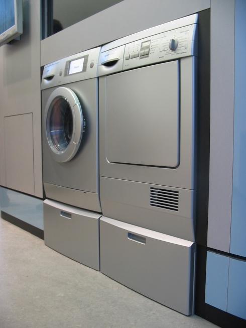 Living Tomorrow - Bosch wasautomaat