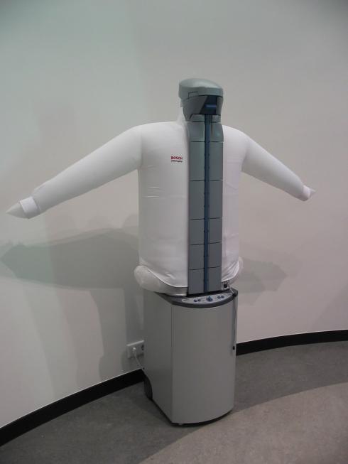 Living Tomorrow - Bosch ShirtMaster (actief)