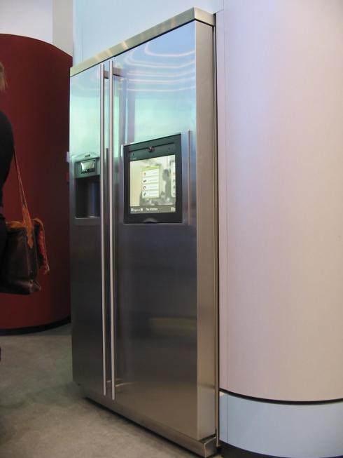 Living Tomorrow - ATAG koelkast