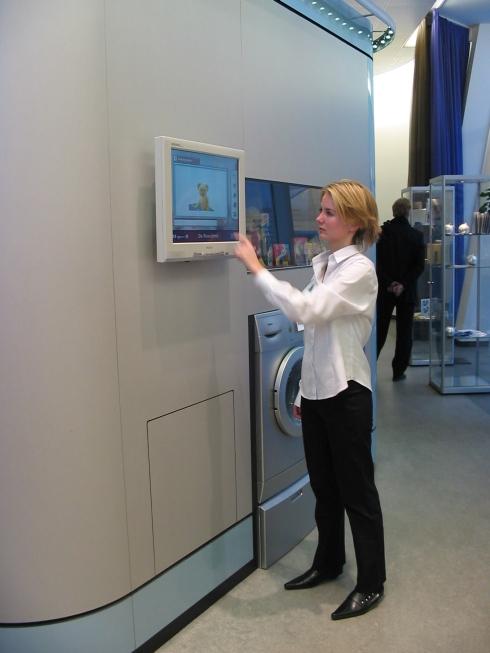 Living Tomorrow - Bosch wasautomaat (bediening)