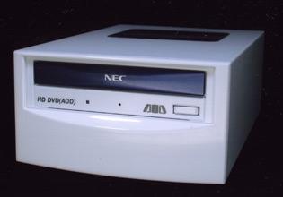 NEC HD-DVD speler