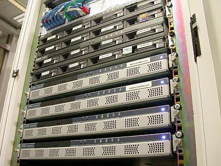 Tweakers.net Appro serverfarm