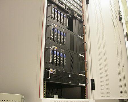 Serveronderhoud 20-12-2003: Database-servers voor upgrade