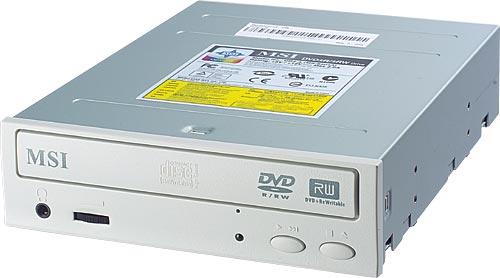 MSI DR4-A dvd-brander