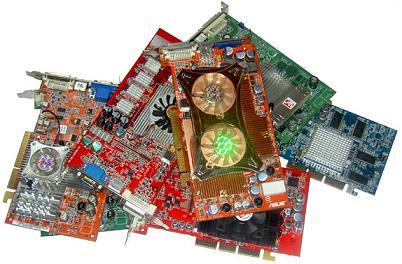 ATi Radeon videokaarten