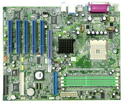 FIC K8-800T moederbord
