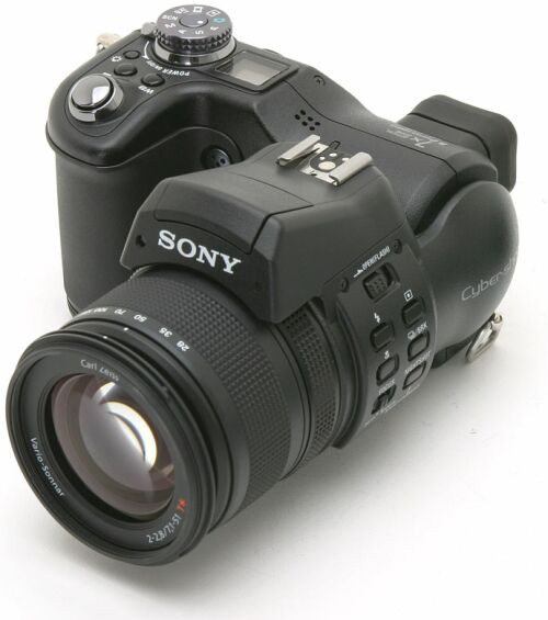 Sony DSC-F828