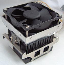 Scythe Kamakaze Athlon XP / Pentium 4 heatsink