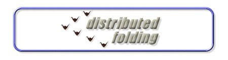 Distributed Folding logo