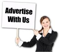'Advertise with us' deel 1