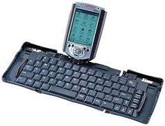 Stowaway opklapbaar handheldtoetsenbord