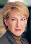 Carly Fiorina, CEO HP