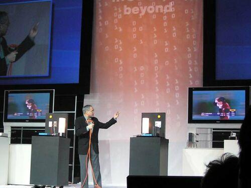 HomePlug AV demonstratie op CES 2004