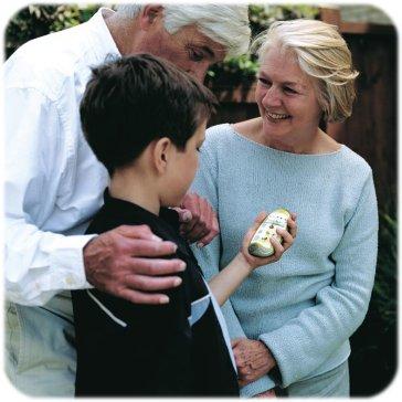 Mobiele telefoon / gsm / ouders / opsporen / kinderen / grootouders