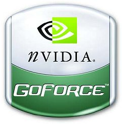 nVidia GoForce logo (groot)