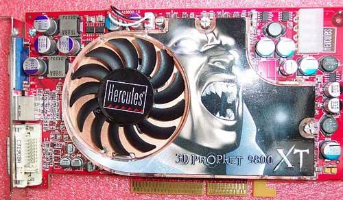 Hercules Radeon 9800 XT