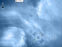 SkyOS - Desktop UI 1 (klein)