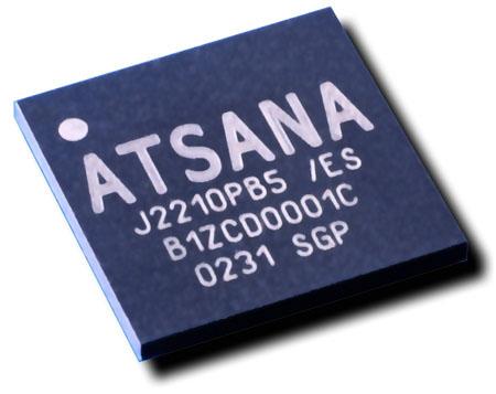 Atsana J2210 mobiele co-processor