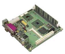Lippert Thunderbird mini-ITX Pentium M moederbord