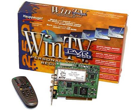 Hauppauge WinTV PVR250