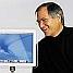 Steve Jobs en iMac