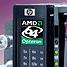 HP ProLiant detail + Opteron logo aankondiging