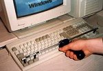 Ctrl-Alt-Del / Control-Alt-Delete / Windows / Vastloper