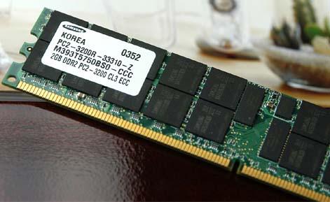 Samsung DDR2-module