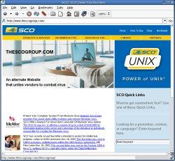 Sco site