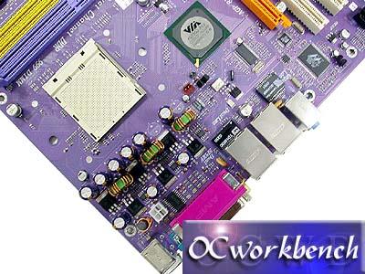 ECS KV2 Extreme Socket 939